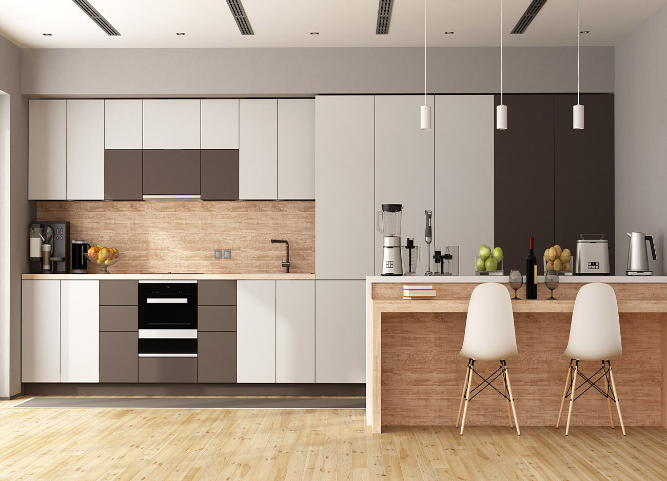 Modular kitchen in Bangalore,Acrylic solid surface in Bangalore,Complete interior solutions in bangalore